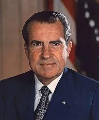 Richard Nixon. Presidente de Estados Unidos