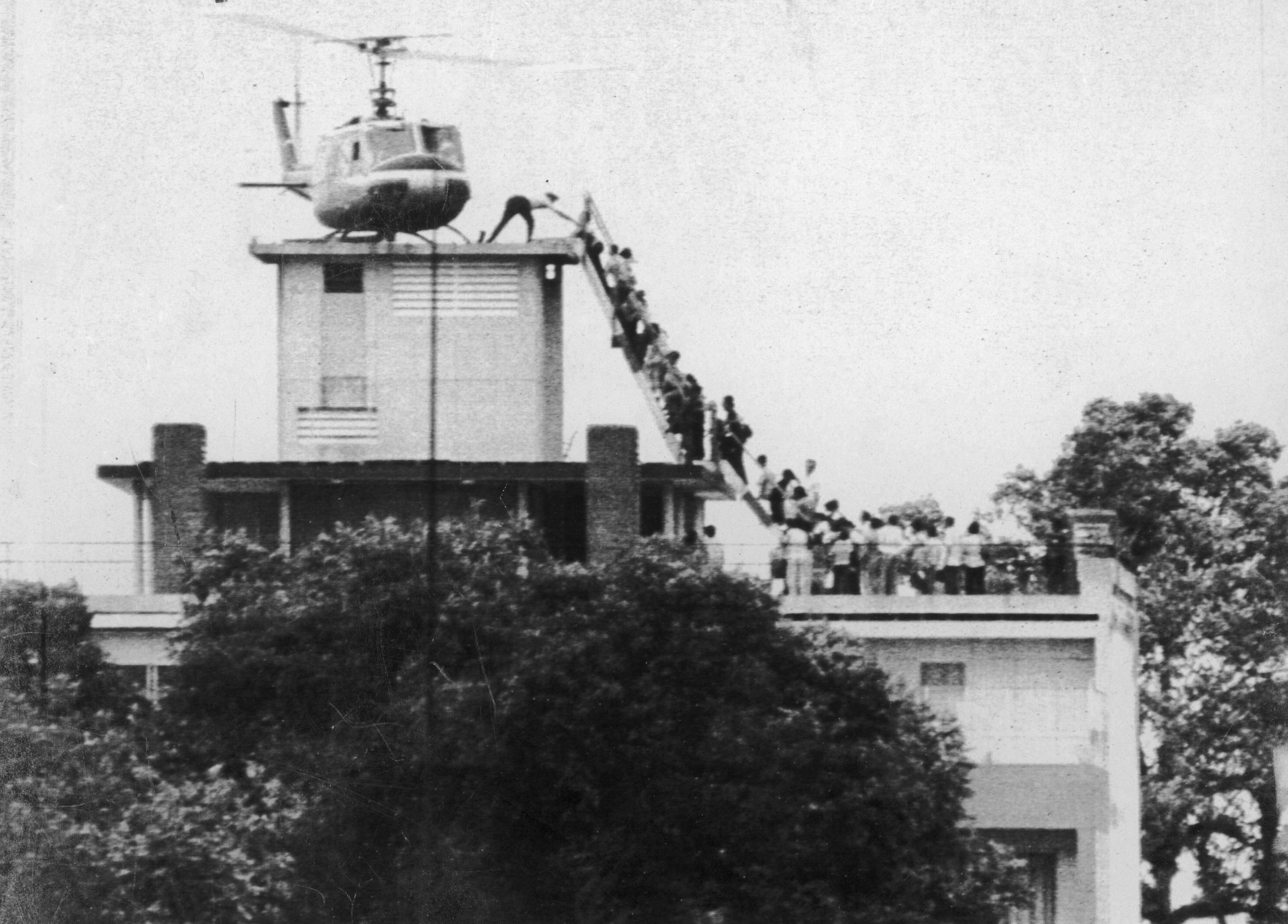 Evacuacion de Saigon