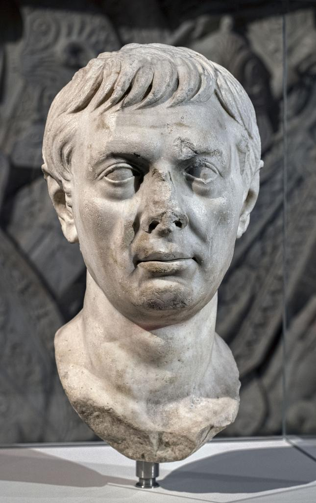 Busto de Publio Cornelio Escipión