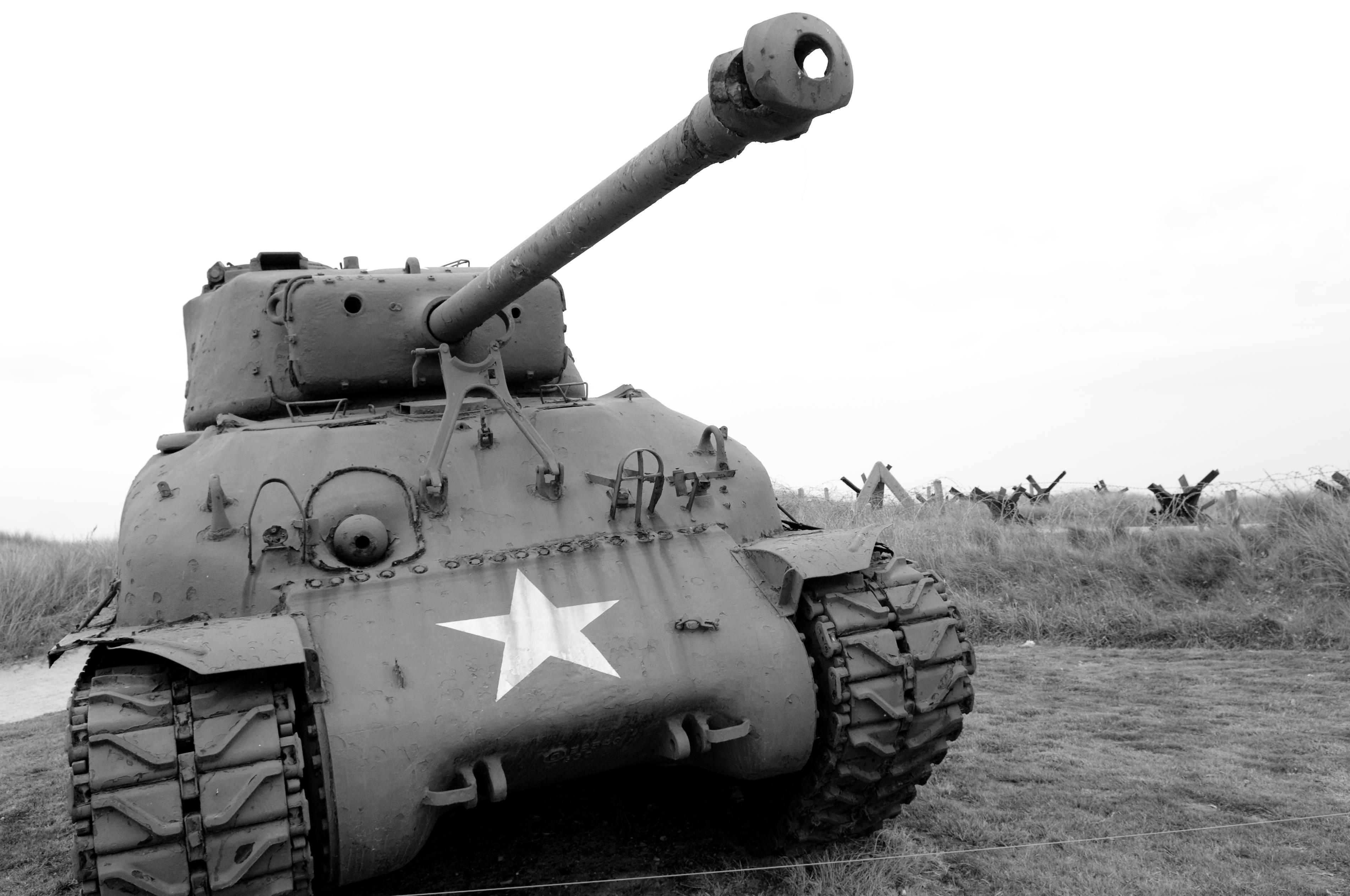 Tanque Sherman norteamericano
