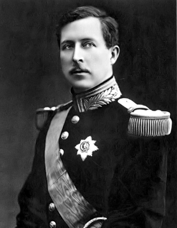Fotografía de Alberto I de Bélgica