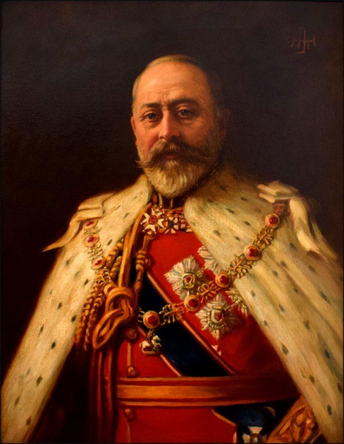 Retrato de Eduardo VII