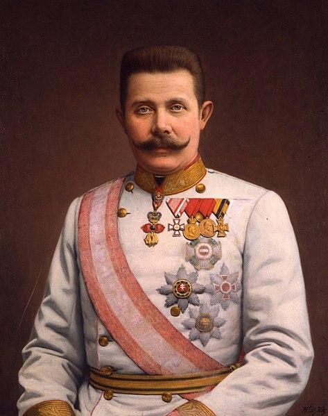 Imagen de Francisco Fernando de Austria