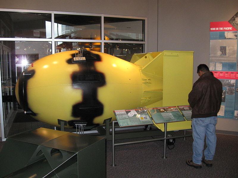 Bomba atómica Fat Man