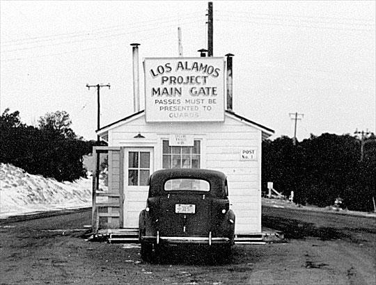 Los �lamos. The Gate