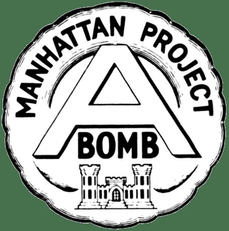 Emblema no oficial del proyecto Manhattan