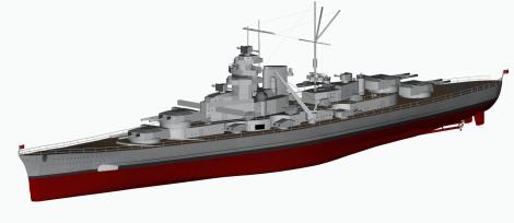 Acorazado Bismarck