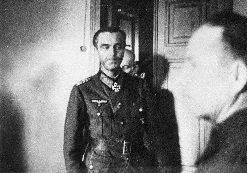 Rendición de Paulus ante los soviéticos