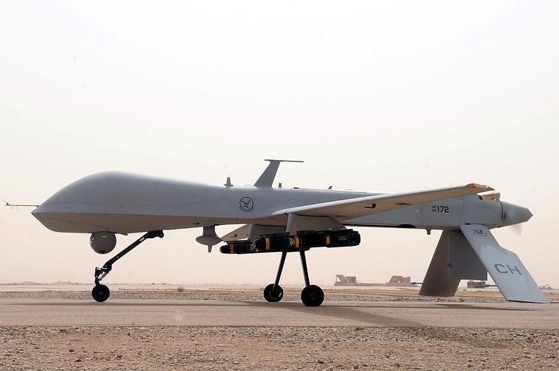 Avión no tripulado MQ-1B Predator
