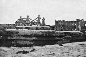 Imagen de la ciudad de Stalingrado
