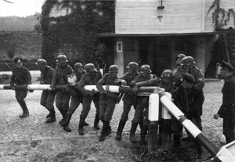Invasión de Polonia comienzo Segunda Guerra Mundial