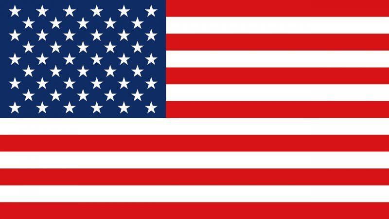 Bandera de EEUU en la Segunda Guerra Mundial
