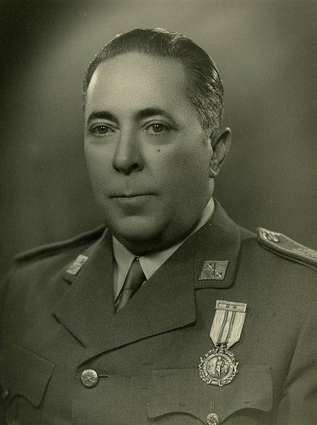 Francisco Delgado Serrano, militar franquista en la Guerra Civil Española