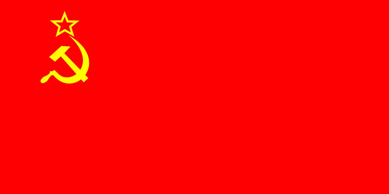 Bandera de la URSS guerra civil española