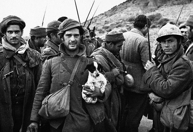 Republicanos en la Guerra Civil Española