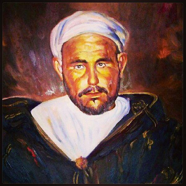 Abd el Krim, lider rifeño