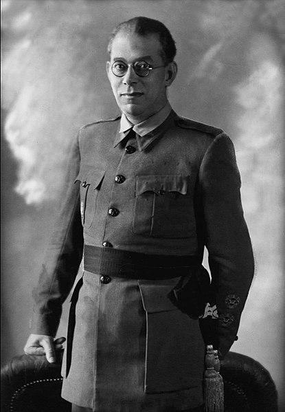 General Emilio Mola. Alzamiento militar como causa directa de la guerra civil española