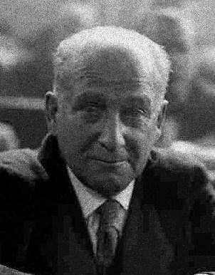 Francisco Largo Caballero. Líder del PSOE en la guerra civil española