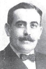 Joaquín Chapaprieta jefe del gobierno en la Segunda República