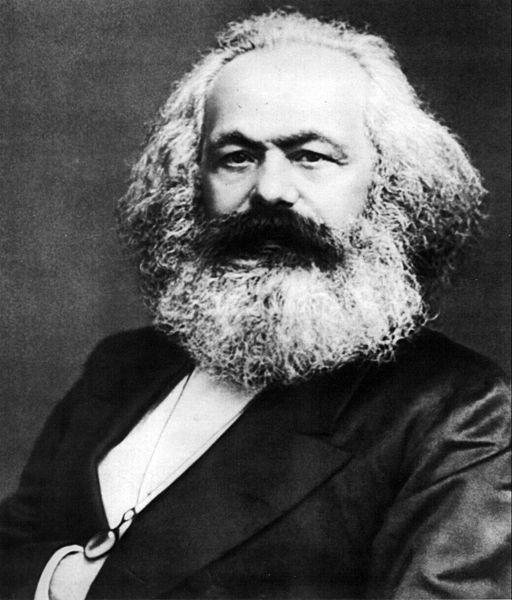 Karl Marx. El marxismo. Causas de la guerra civil española