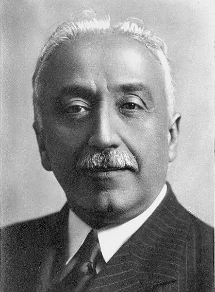 Alcalá Zamora. Presidente de la Segunda República. Católico y republicano