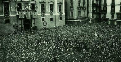 Instauración de la Segunda República española. Resumen de las causas de la guerra civil