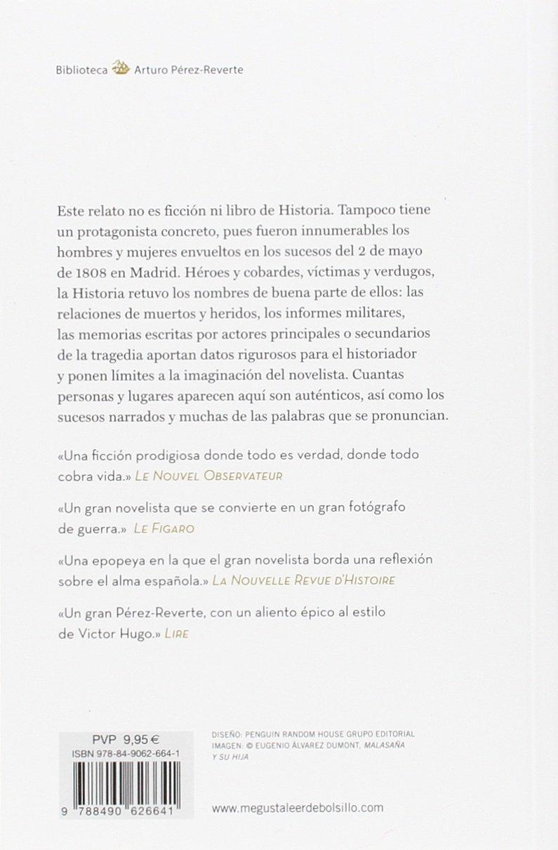 Un dia de colera. Libro de Perez Reverte. Resumen