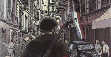Portada de la novela de Alejandro M. Gallo: Morir bajo dos banderas
