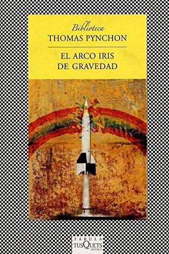 Novela de la Segunda Guerra Mundial El arcoíris de gravedad, del escritor Thomas Pynchon