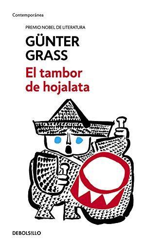 Libro El tambor de hojalata, del escritor Günter Grass