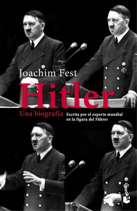 Ensayo histórico Hitler, una biografía, del historiador Joachim Fest