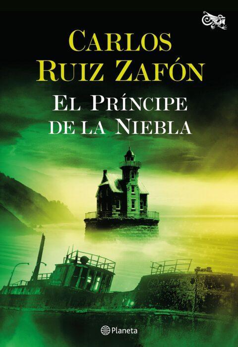 El príncipe de la niebla. Carlos Ruíz Zafón. Superventas juvenil de la Segunda Guerra Mundial