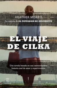 El viaje de Cilka. Novela romántica de Heather Morris