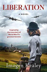 Liberación. Novela de suspense escrita por Imoge Kealey