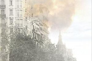 ¡Quemad Barcelona! Novela de la guerra civil de Guillem Martí